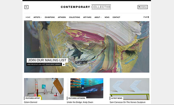 ecommerce for artists